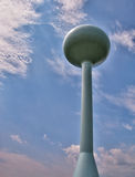 Modern Water Tower Royalty Free Stock Photo