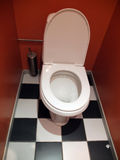 Modern wc. Royalty Free Stock Photography