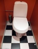 Modern wc. Royalty Free Stock Photos