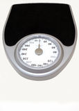 Modern weighing scale Royalty Free Stock Images