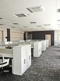 Modern Werkend bureau Royalty-vrije Stock Fotografie