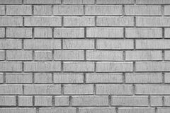 Modern White Brick Wall Grunge Background Texture Royalty Free Stock Photo