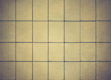 The modern white concrete brick wall background and texture Stock Image