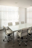 Modern white office Royalty Free Stock Photography