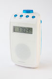Modern White radio Royalty Free Stock Photo