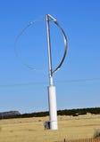 modern wind för generator Fotografering för Bildbyråer