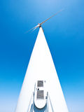 Wind generator Royalty Free Stock Images
