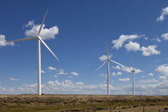 Modern Wind Turbine Royalty Free Stock Photo