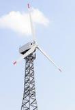 Modern wind turbine Royalty Free Stock Photos