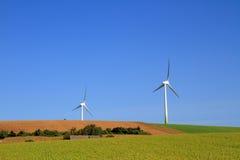 Free Modern Windmills Royalty Free Stock Image - 41344856