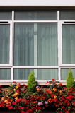 Modern window Royalty Free Stock Images