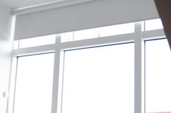 Modern window design Royalty Free Stock Image