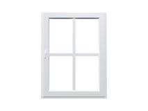 Modern Window Royalty Free Stock Photos