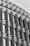 Modern Windows. Abstract. Detail of windows in a modern building Stock Image