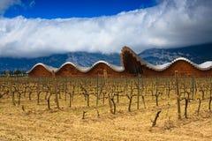 Modern Winery Royalty Free Stock Image