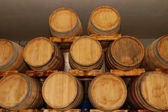 Modern winery Stock Photos