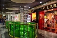 Modern winkelcentrum Stock Foto