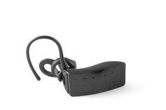 Modern wireless bluetooth headset - headphone Stock Photography