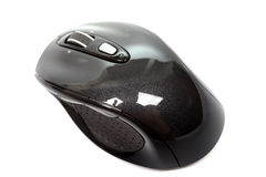 Modern wireless mouse. Stock Images