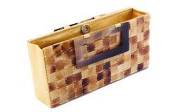 Modern woman's purse Stock Photos
