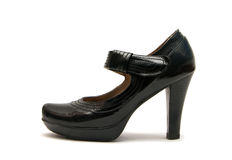 Modern Women's Shoe Royalty Free Stock Photo