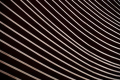 Modern wood lines Royalty Free Stock Images