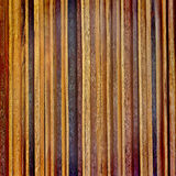 Modern wood wall Stock Images