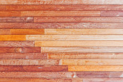 Modern wooden background Stock Image