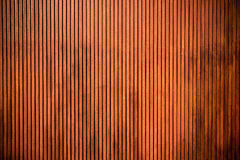 Modern wooden wall layout Royalty Free Stock Photography