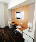 modern workspace Arkivbilder