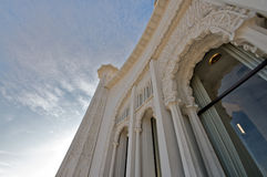 Modern Worship Temple Stock Photography