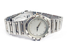 Modern wrist watch Stock Images