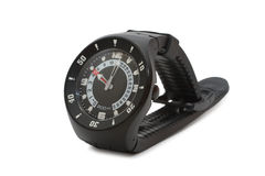 Modern wristwatch. Stock Photos
