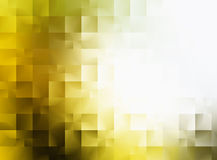 Modern yellow background Royalty Free Stock Photo