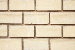 Modern yellow brick Stock Photos