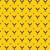 Modern Yellow Graphic  style Background Vector royalty free stock photo