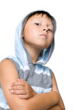 Modern Young Boy Stock Photography