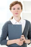 Modern young woman Stock Photography