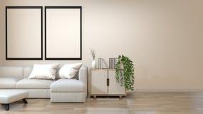 Modern Zen Living Room With Sofa And Furniture Japanese Style 3d Rendering Stock Illustration Illustration Of Modern Onsen 153484883