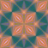Modern Zen Pattern Royalty Free Stock Photo