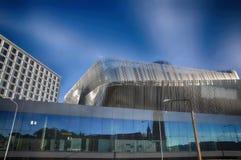 Moderna arkitektur Royaltyfria Foton