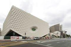 Moderna Art Museum i Los Angeles arkivfoto