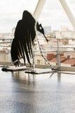 Moderna Art Pompidou Royaltyfri Bild