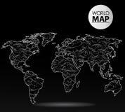 Moderna beståndsdelar av informationsdiagram Arkivbilder
