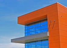 1 moderna byggnad Arkivfoton
