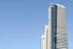 moderna byggnader Arkivbild