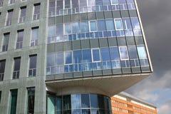 moderna byggnader royaltyfri fotografi