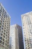 moderna byggnader Fotografering för Bildbyråer