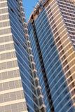 Moderna byggnader - serie Royaltyfri Bild