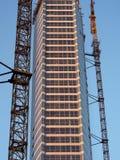 Moderna byggnader - serie Arkivbild